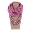 Fashion Women's Decorative Chiffon Necklace Scarf