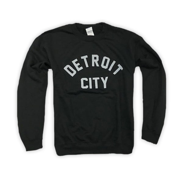 Image of Detroit Sweatshirt (Black)