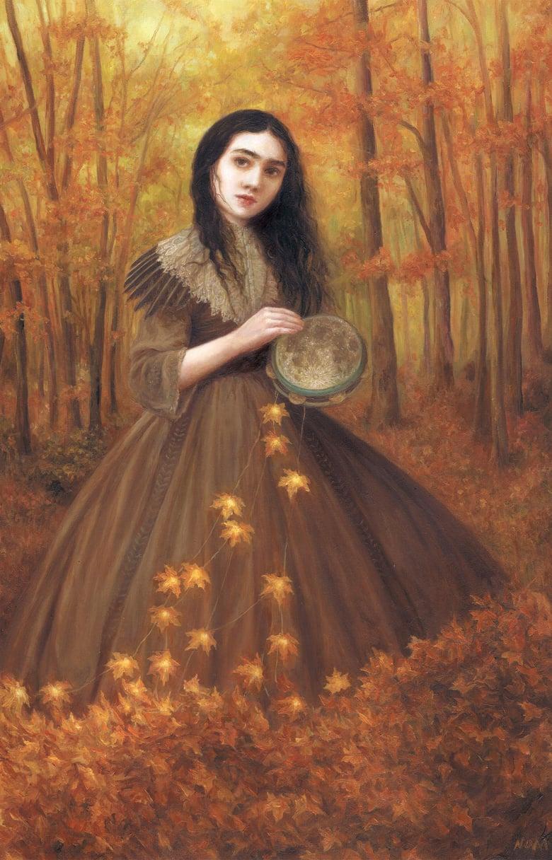 Image of 'The Leaf Weaver' by Nom Kinnear King