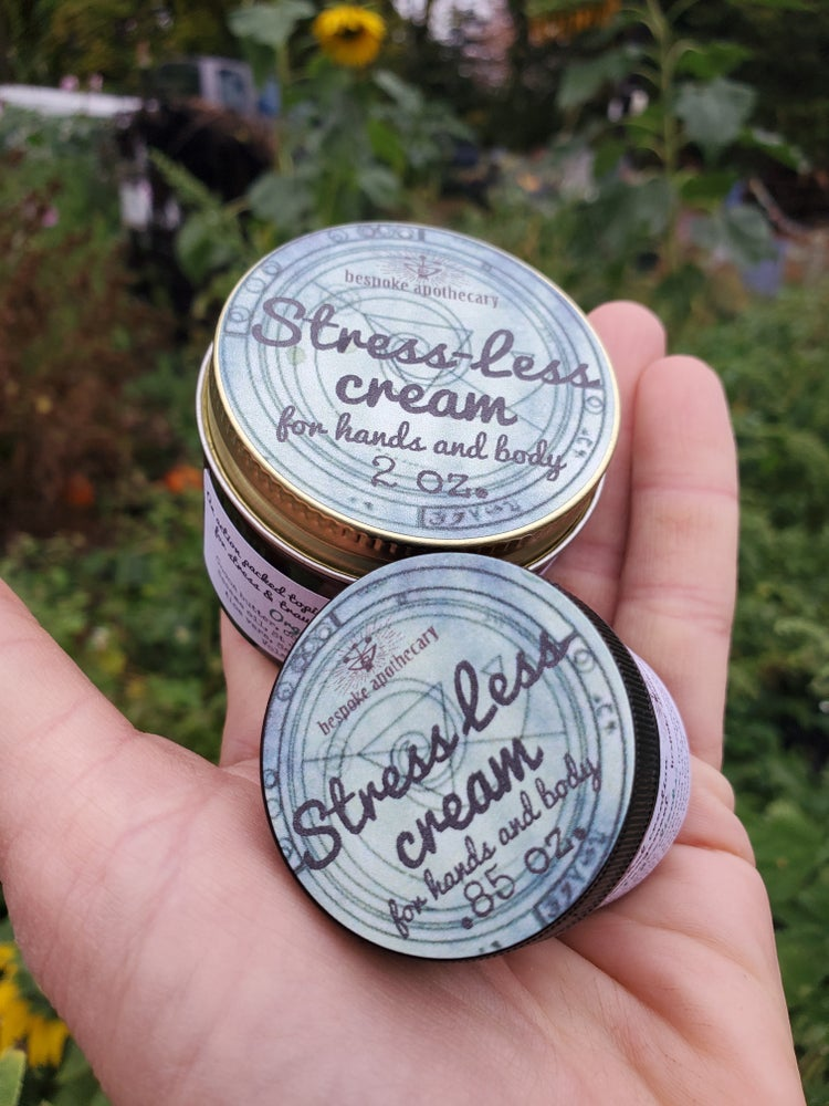 Image of NEW & on SALE❗.85 and 2 oz. Stress-Less Cream