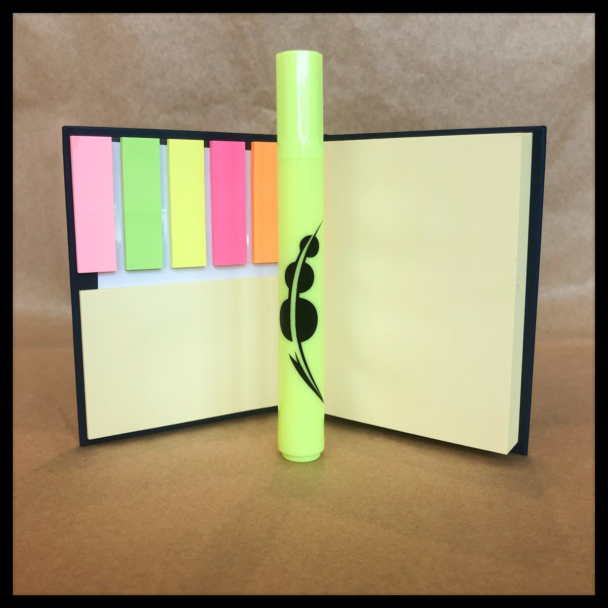 Image of CHOAM Sticky-Note Book + Spacing Guild Highlighter