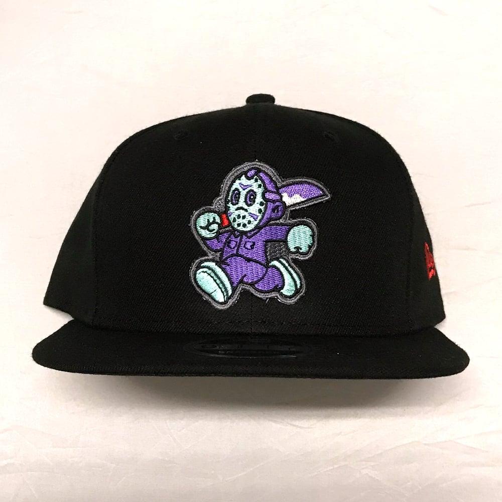 NES Jason Snap Back