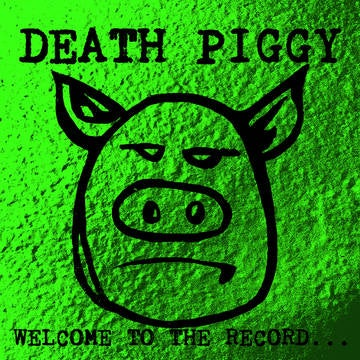 Image of Death Piggy (GWAR) - Welcome to the Record