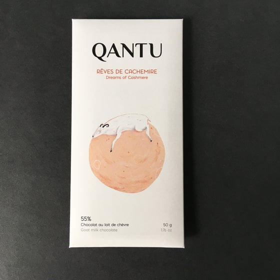 Image of Qantu Chocolate Goat Milk Bar
