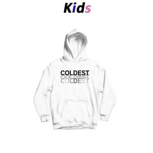 KIDS · METALLIC TRIAD HOODIE