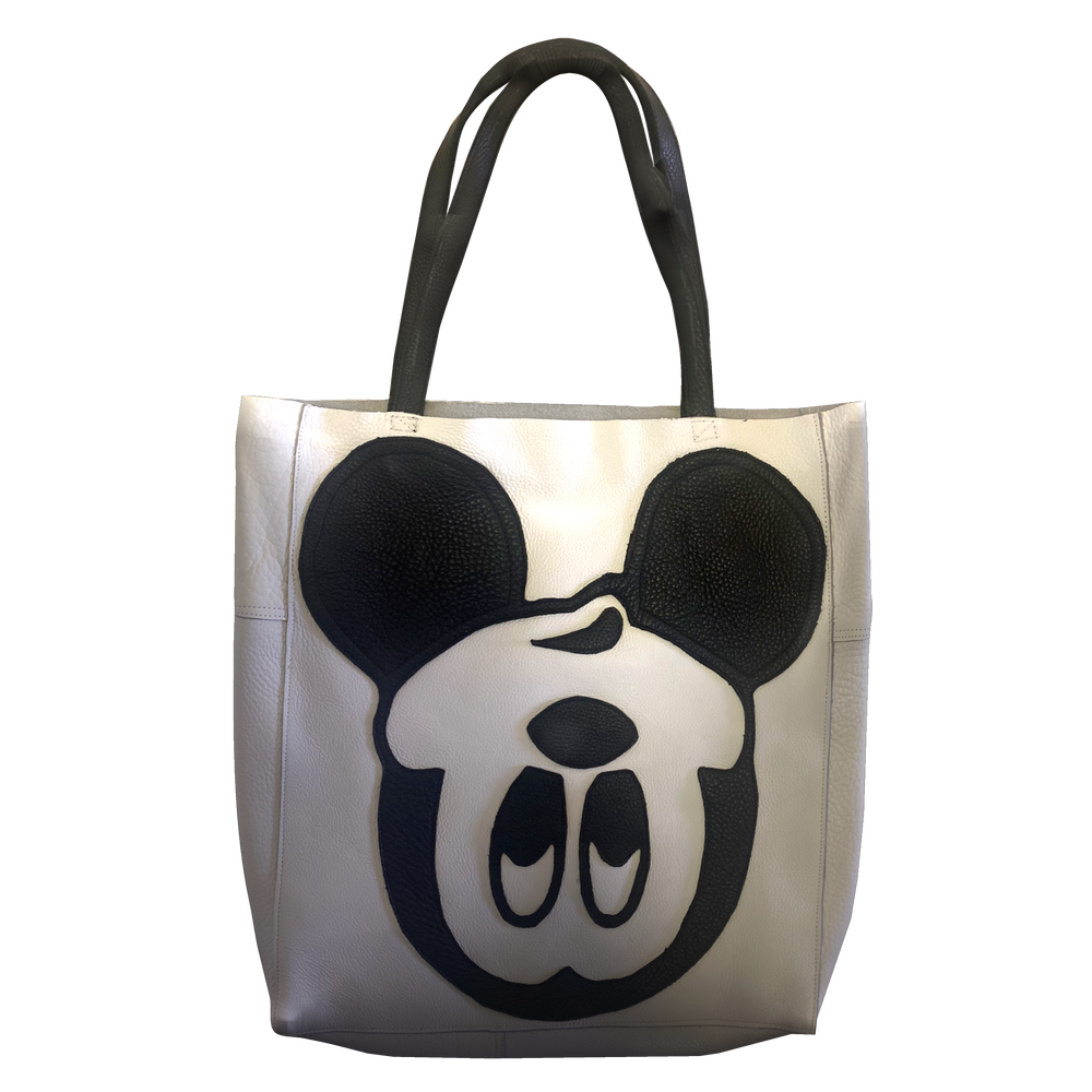 Image of Mad Mouse Leather Tote
