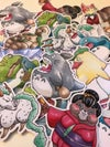 Ghi bli - Stickers