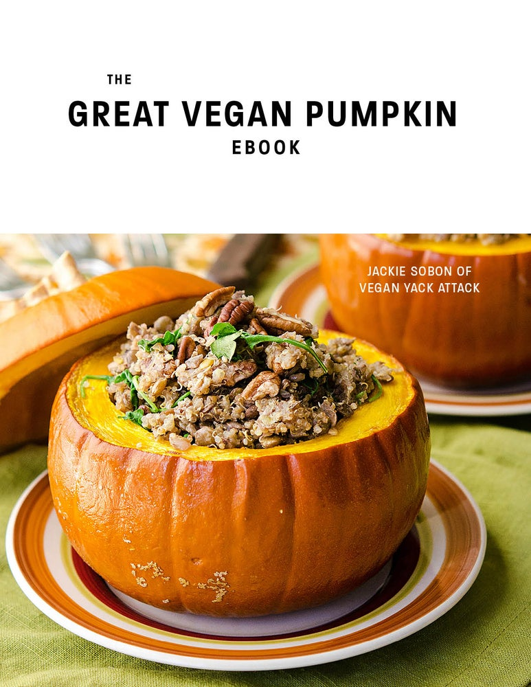 the Great Vegan Pumpkin eBook