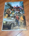 BACK TO THE FUTURE TRANSFORMERS # 1