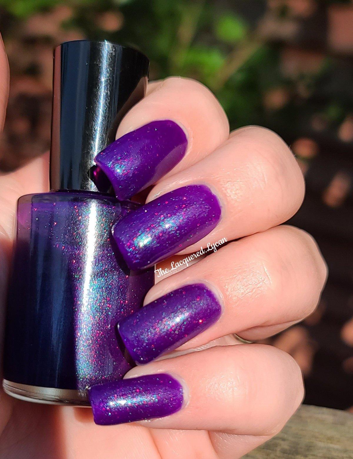 Image of Purple Nebula🎆