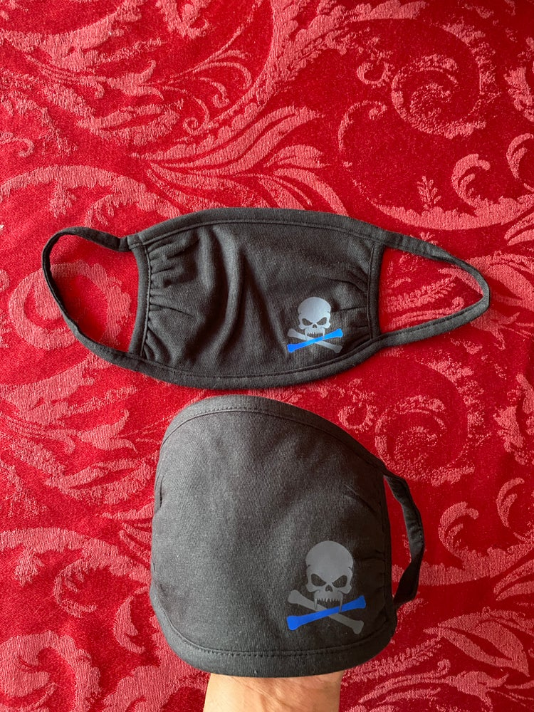 Image of *LIMITED EDITIONS *  Sonkei Blue Mask