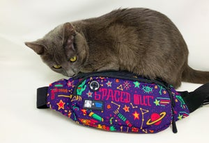 KOOZ - Spaced Out Fanny pack