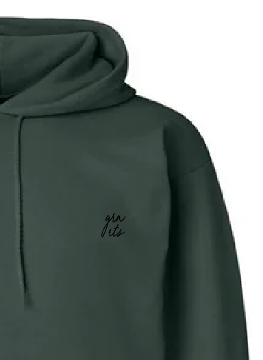 Image of DEEP FOREST HOODIE