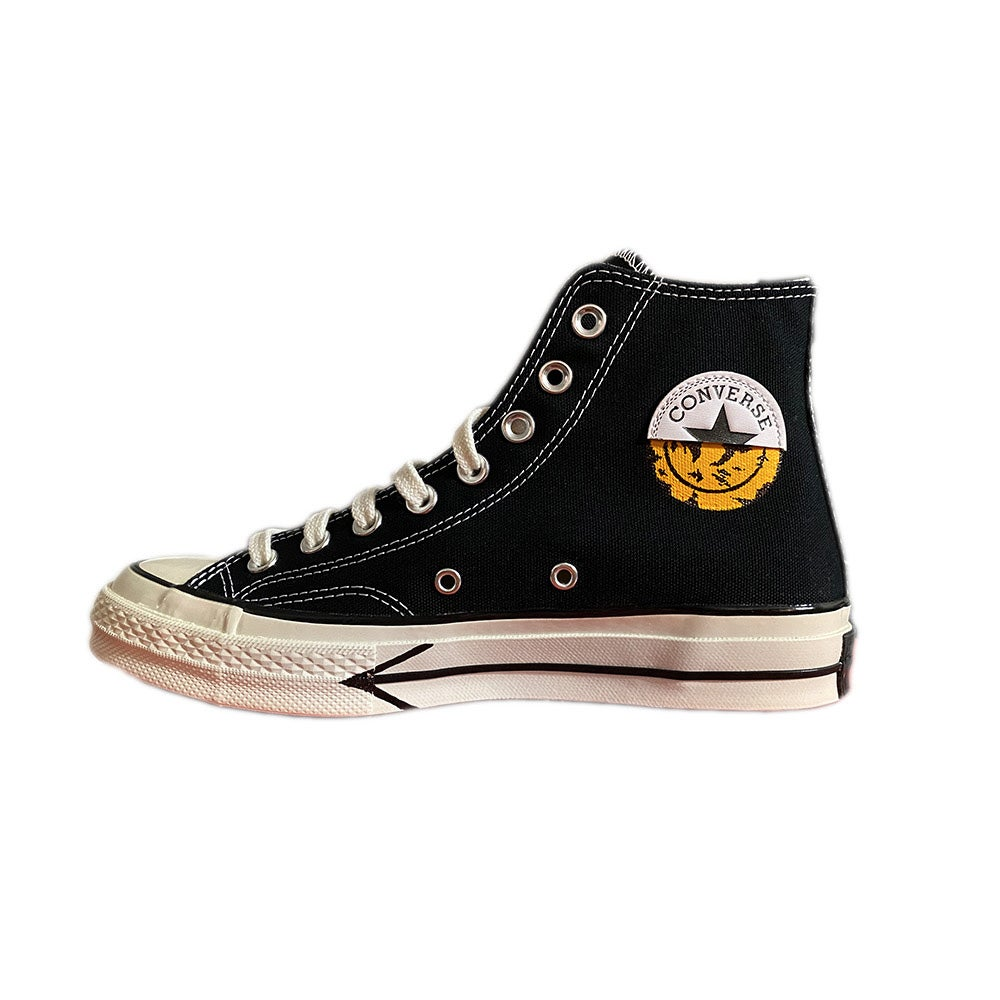 Happy Travels Chucks - Only 10 pairs