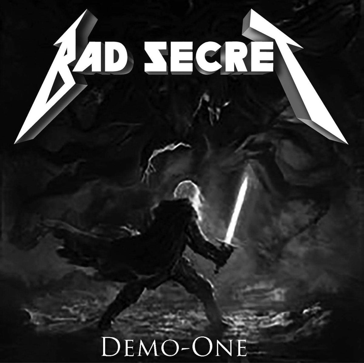 Image of Bad Secret - Demo One Cd or Cassette