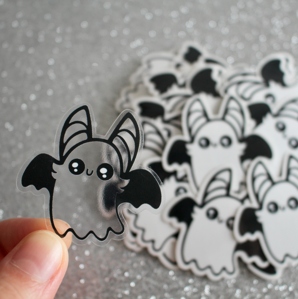 Spooky Stickers & Sticker Pack LIMITED EDITION