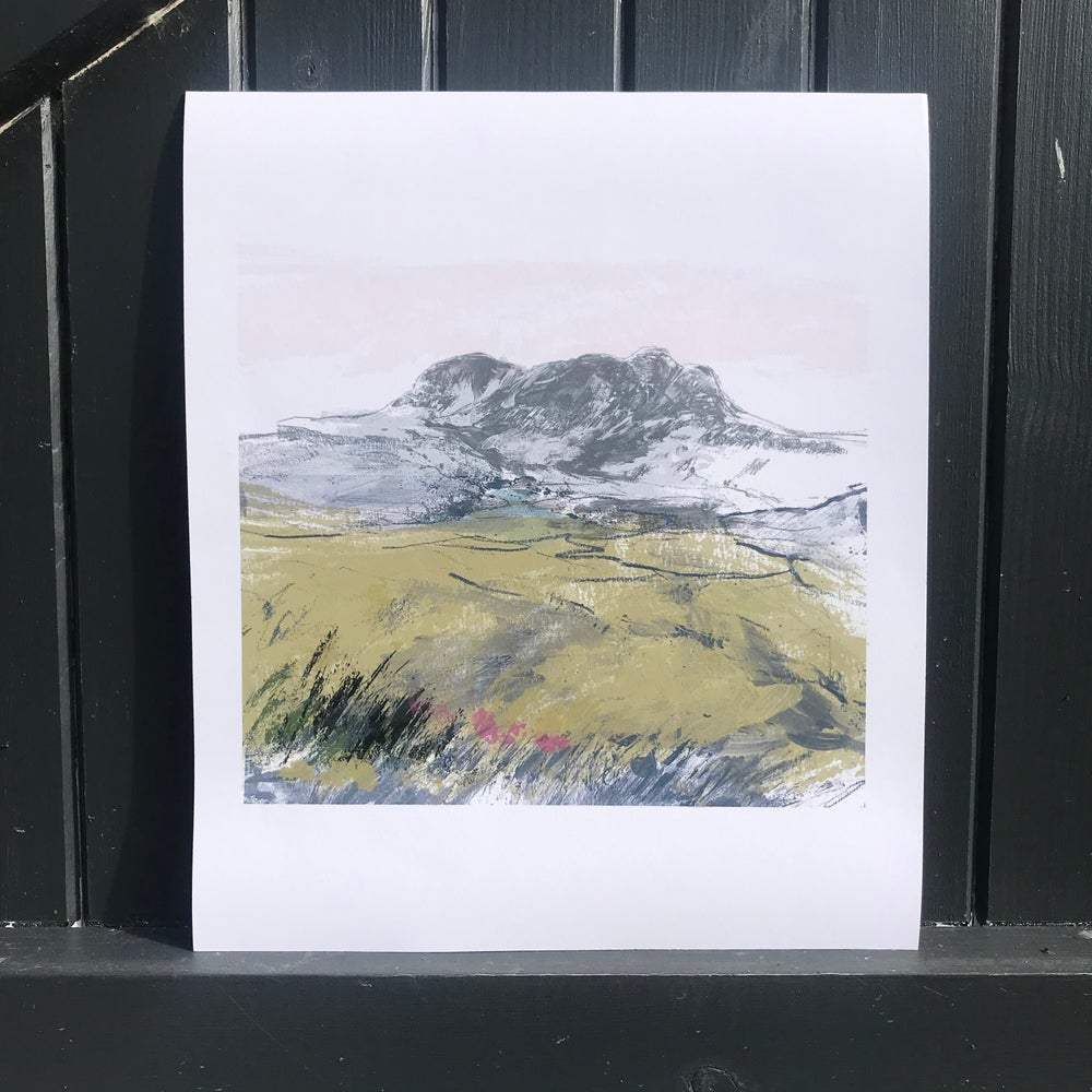 Image of Suilven