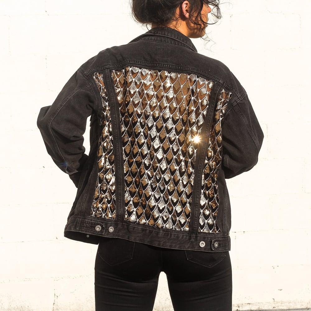 The Golden Dragon Jacket