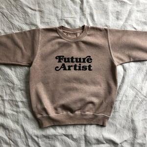 Artist Sweater Clay