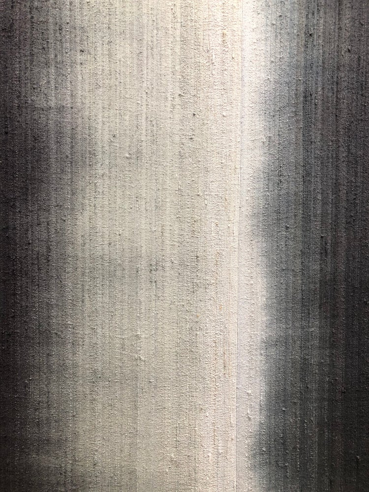 Image of dip dyed abstract