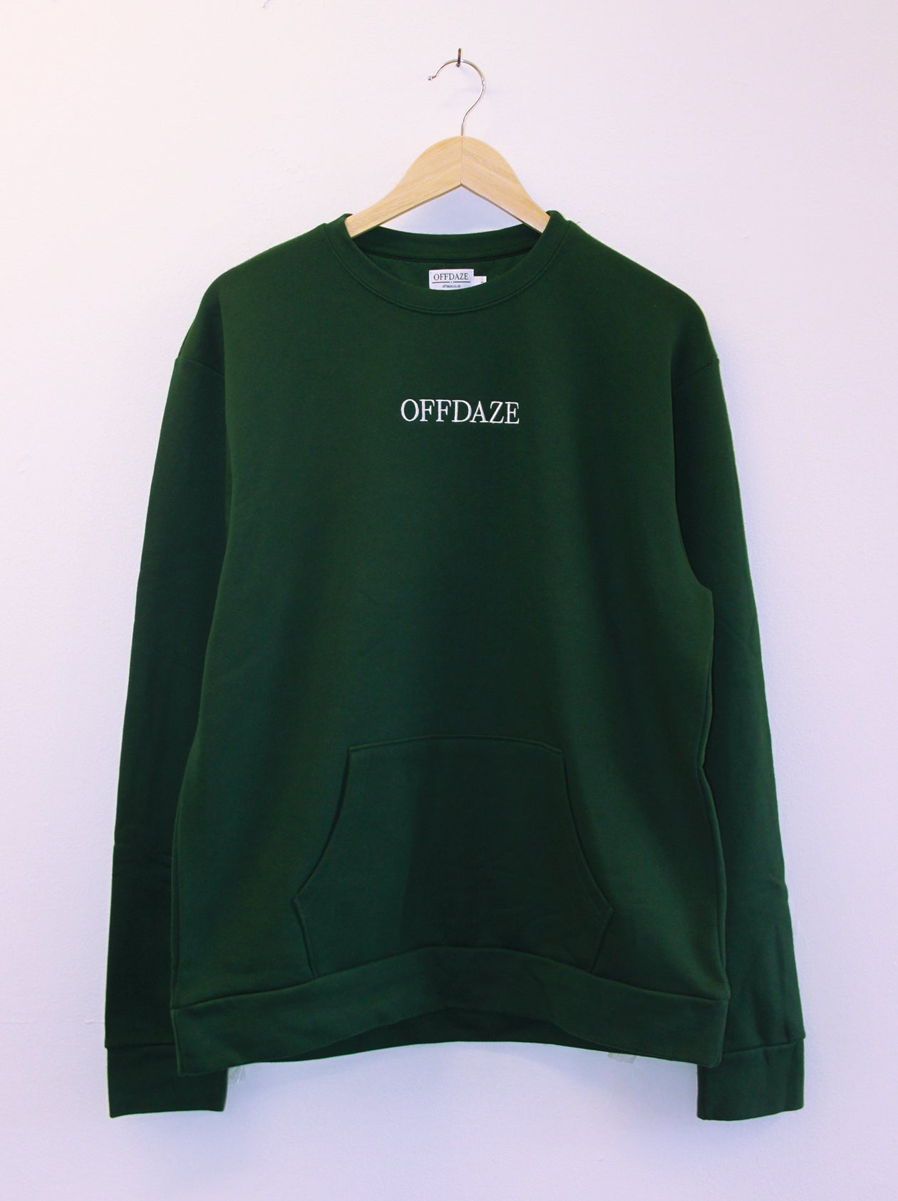 Image of Offdaze Forest Pocket Sweatshirt