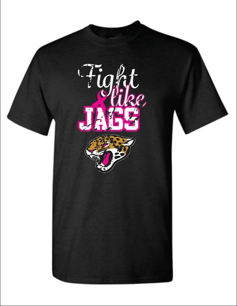 Image of Fight Like Jags - DC Jaguars