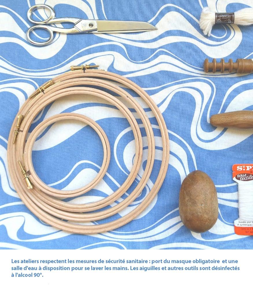 Image of Atelier Créatifs - Broderie - Dimanche 25 Octobre à 14H