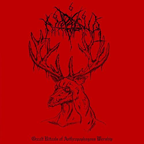 Image of AMAGUQ - Occult Rituals of Anthropophagous Worship LP