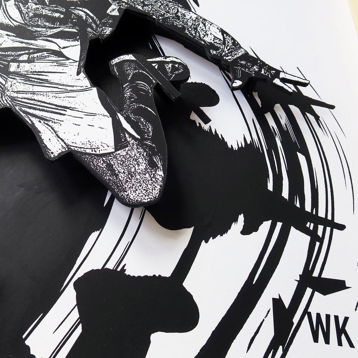 Image of WK - 3D PAPER CUT