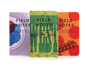 Field Notes  UNITED STATES OF LETTERPRESS (FNC-48 Fall 2020 Quarterly Edition)