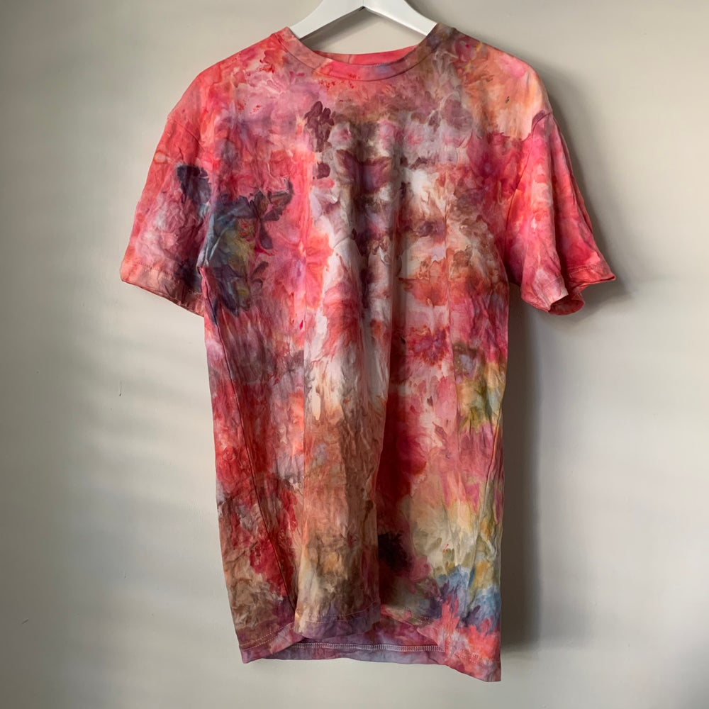 Image of Tie Dye 1 of 1 Large (Cosmic Cherry)