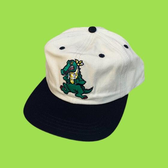 Image of NEW Alligator 100% Natural Hemp Snapback Hat! �