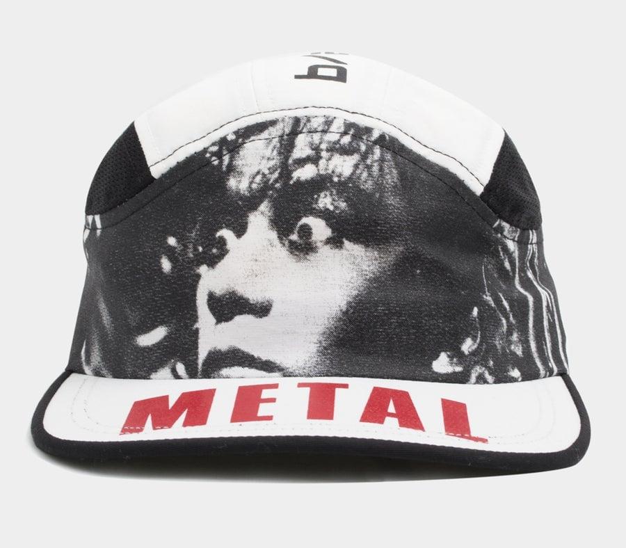 Image of Metal Fetishist runner cap