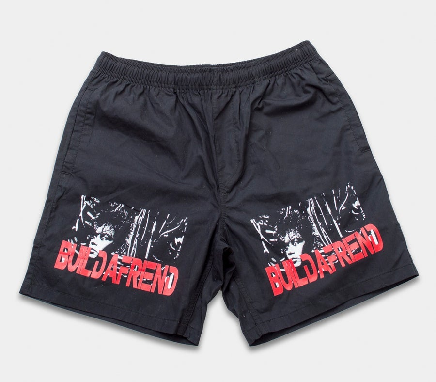 Image of Metal Fetishist shorts