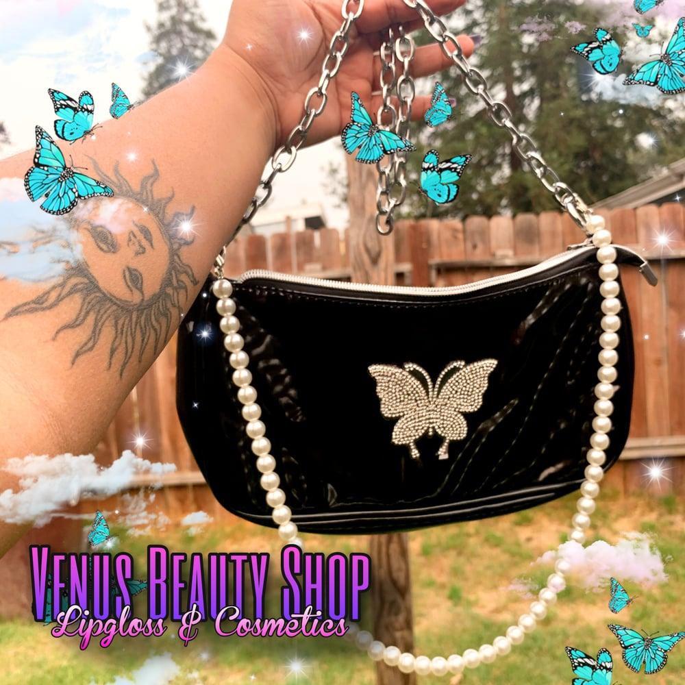 Black Butterfly Bag