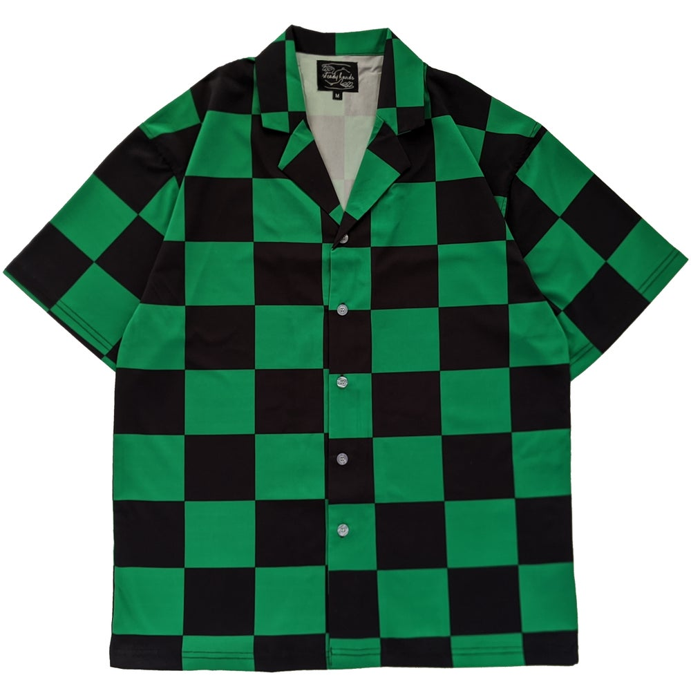 Image of Demon Slayer Button Up