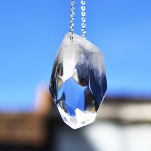 Image of Space Diamond Necklaces