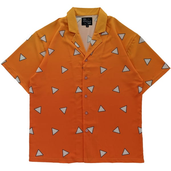 Image of Zenitsu Button Up