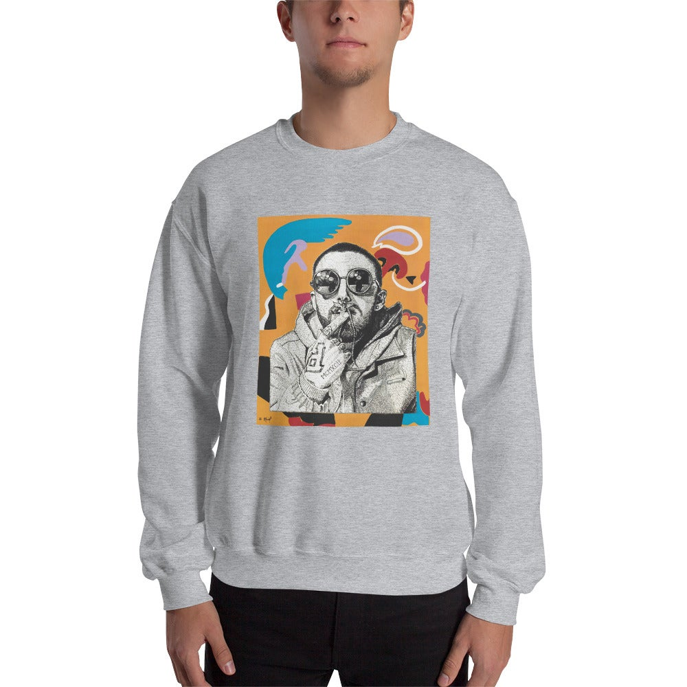 Image of Mac Miller Unisex Sweatshirt
