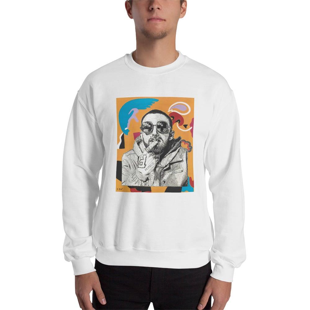 Image of Mac Miller Unisex Sweatshirt