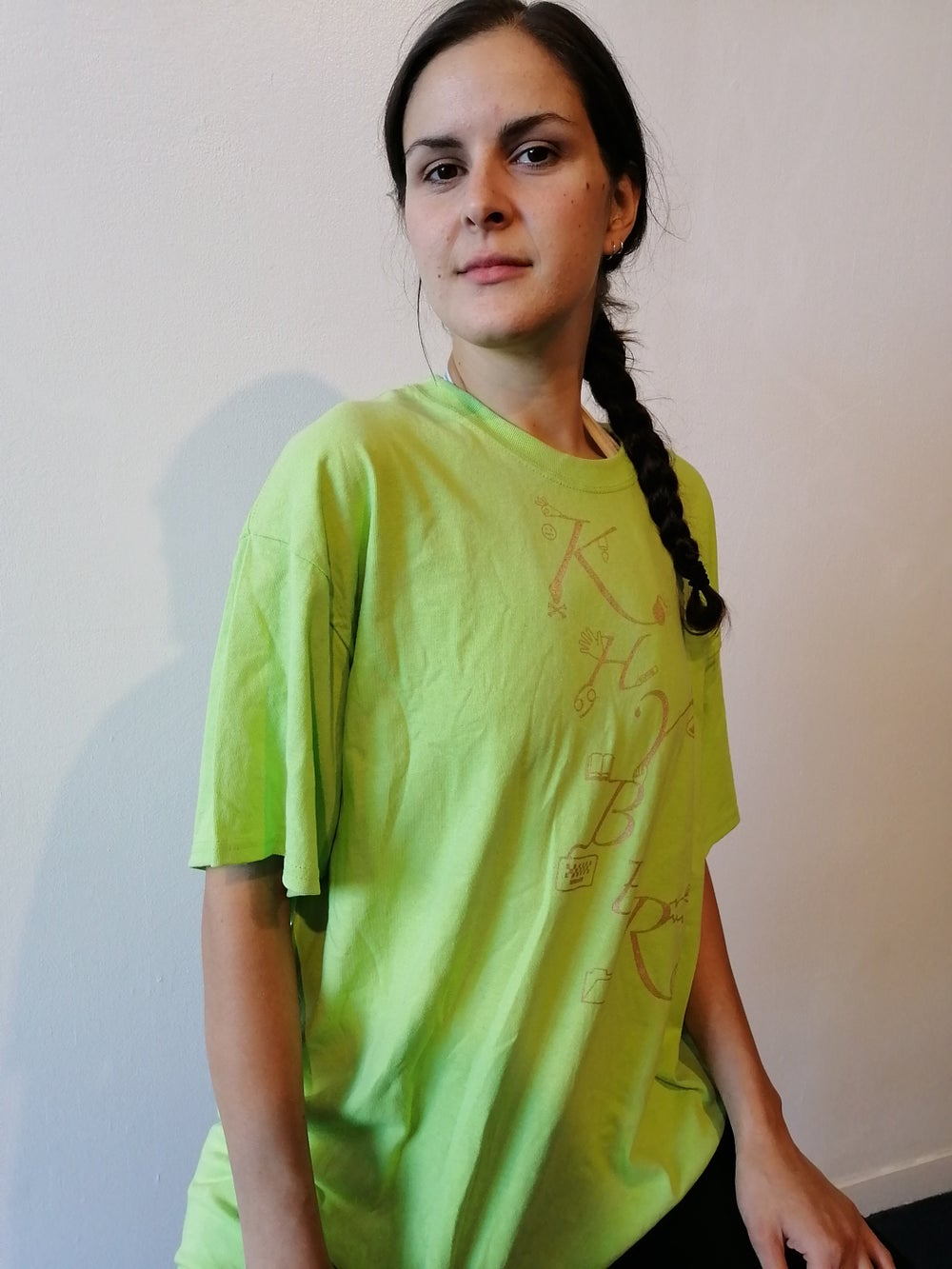 Image of KHYBER TEES (Designed by Hannah Guinan)