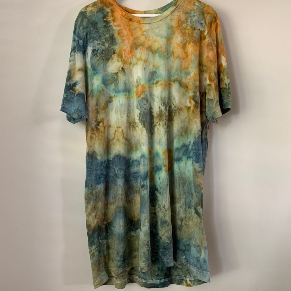 Image of Tie Dye X-Large 1 of 1 (Blue Shore)