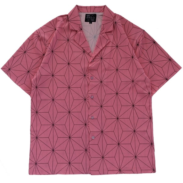 Image of Nezuko Button Up