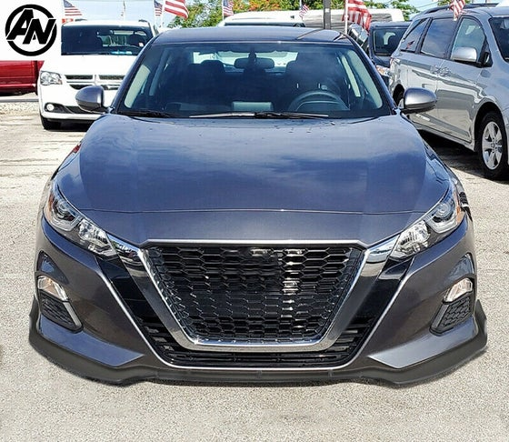 Image of (L34) Type RS Polyurethane 3 Piece Front Lip (2019+ Altima All trim)