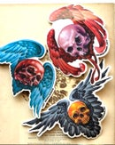 Image 3 of Ghostly Apparition Stickers