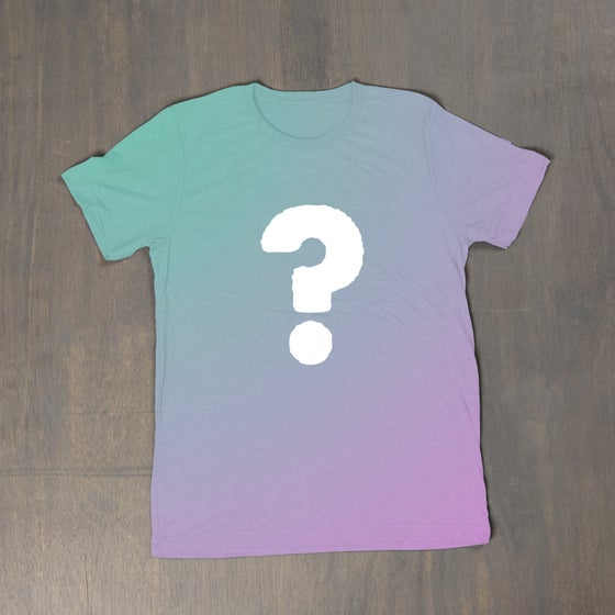 Image of Mystery Tshirt DEAL
