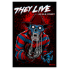 They Live on Elm Street (Poster)