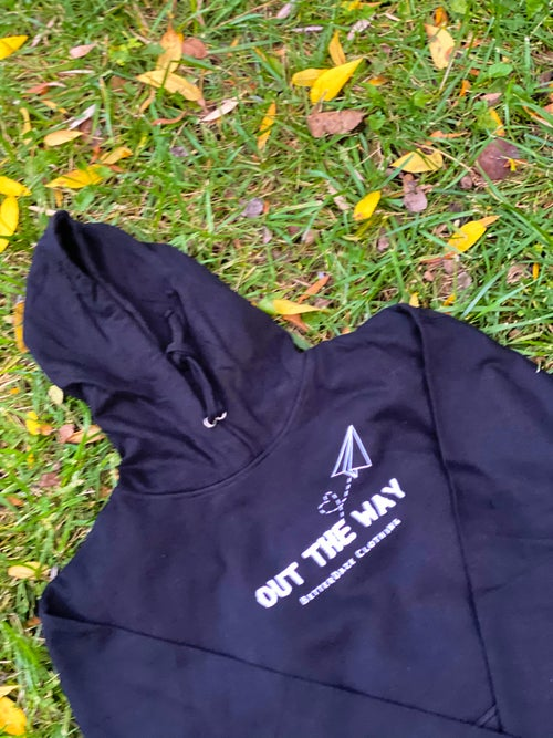 Image of OUT THE WAY  Better Daze Hoodie