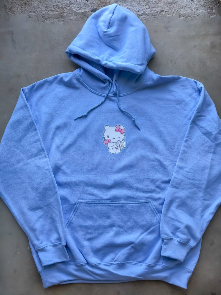 Image of Angel Kitty Hoodie