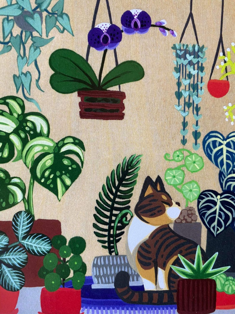 Image of In the Jungle - Print